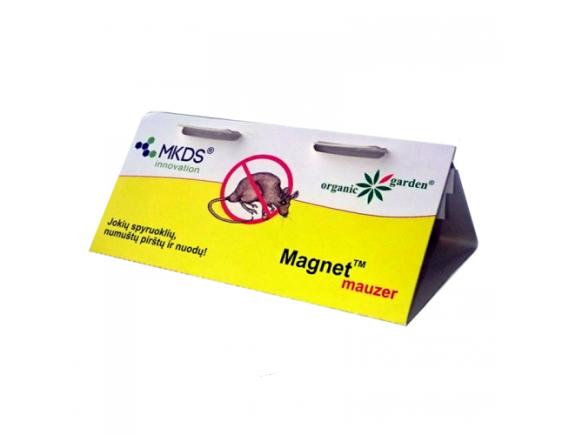 Клеевая ловушка для мышей и крыс MKDS Magnet mauzer