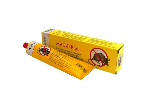 Клей от мышей, крыс и насекомых Mauzer