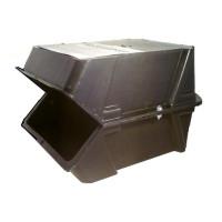 Контейнер-КМ. Емкость для раскладки отравленной приманки против крыс и мышей