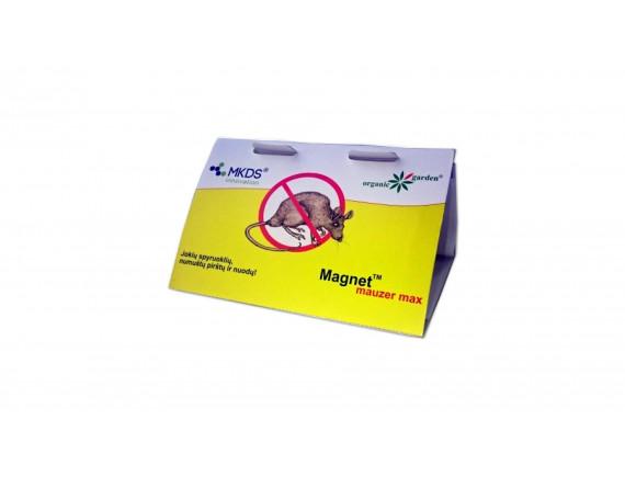 Клеевая ловушка для мышей и крыс MKDS Magnet mauzer max