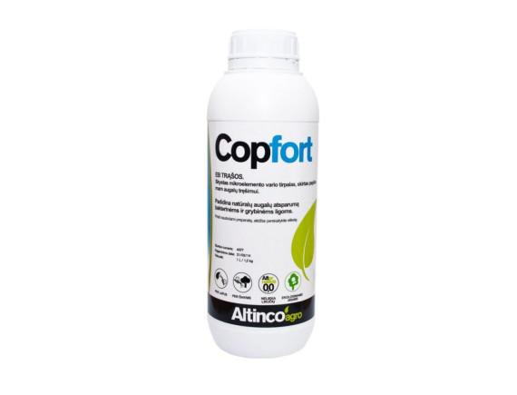 Средство для борьбы с грибковыми и микробными болезнями растений Copfort (1-5 л)