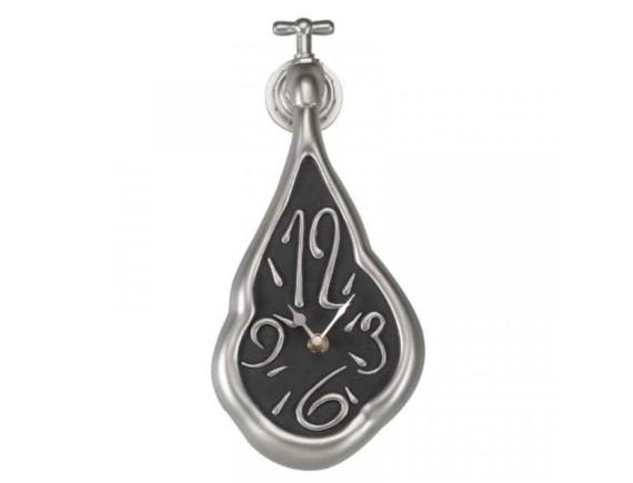 Часы настенные декоративные Time Flows! by Outside In