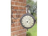 Часы-термометр уличные Esschert Design