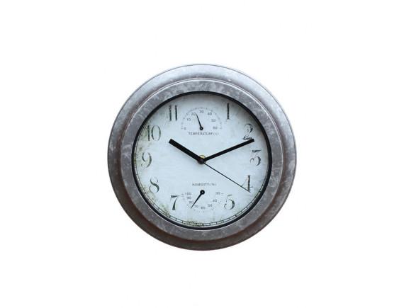 Уличные часы Galvanized Effect Briers