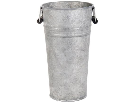 «Старая» оцинкованная ваза Esschert Design, L