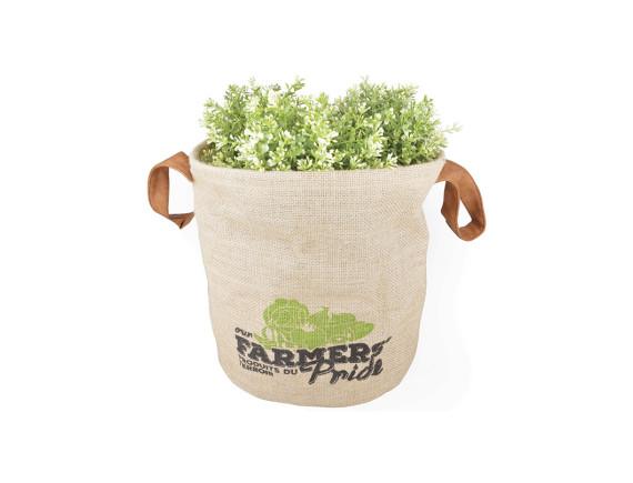Кашпо-сумка для растений «Фермер» Esschert Design, M