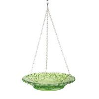 Кормушка для птиц стеклянная Esschert Design (зеленая)
