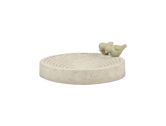 Купальня для птиц керамическая Esschert Design