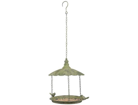 Кормушка для птиц Aged Metal Green Esschert Design
