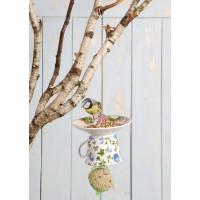 Кормушка для птиц «Чайная пара» Esschert Design, L