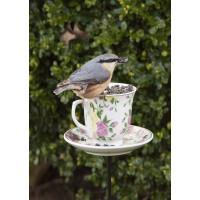 Кормушка для птиц «Чайная пара» Esschert Design, S