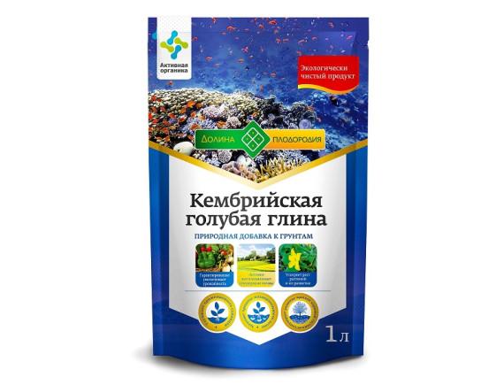 Глина кембрийская голубая 1л, Биотехнологии, РФ