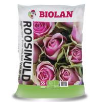 Грунт для роз Biolan 50 л