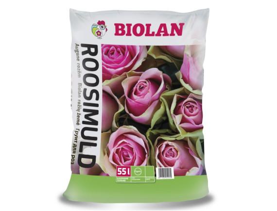 Грунт для роз Biolan 55 л