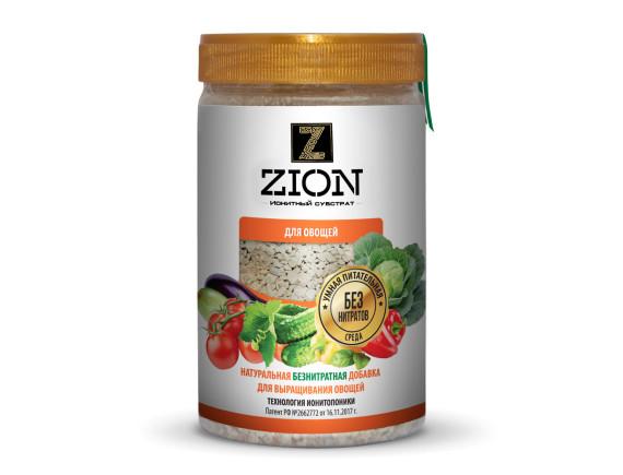 Питательный ионитный субстрат Цион для овощей (полимерный контейнер, 700 г)