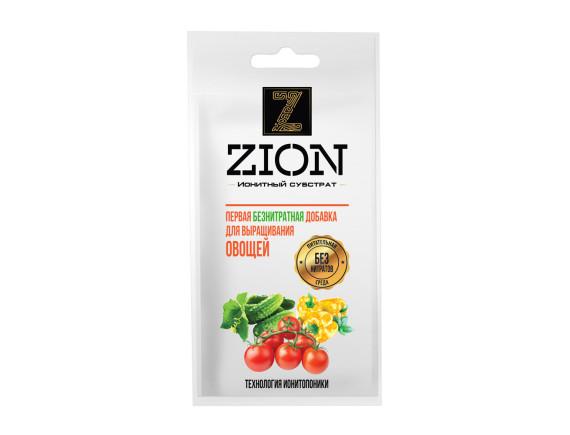 Питательный ионитный субстрат Цион для овощей (саше 30 г)