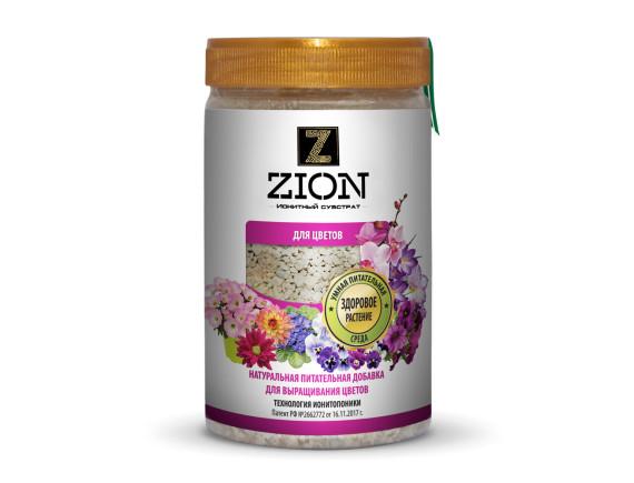 Питательный ионитный субстрат Цион для цветов (полимерный контейнер, 700 г)