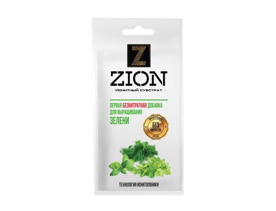 Питательный ионитный субстрат Цион для зелени (саше 30 г)