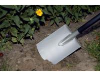 Лопата с закругленным лезвием Fiskars Ergonomic (131400)