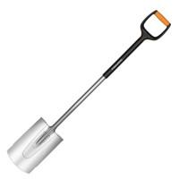 Лопата с закругленным лезвием Fiskars Xact (М) 131480