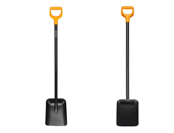 Совковая лопата Fiskars Solid (132403)