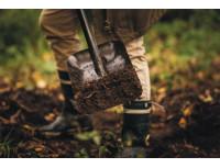 Совковая лопата Fiskars Solid