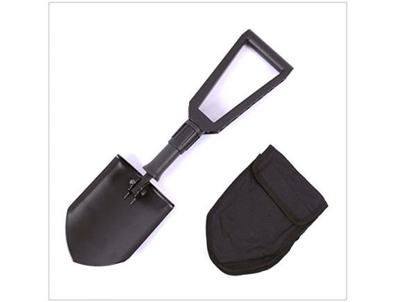 Универсальная складная лопата Fiskars