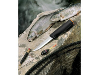 Нож общего назначения с чехлом Fiskars K40 (125860)