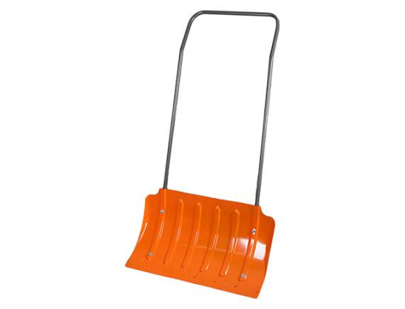 Движок (cкрепер) для снега стальной 750х430 STARTUL (ST9070-3)