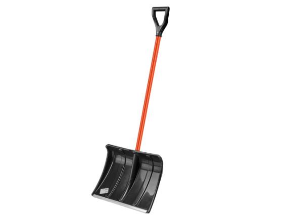 Лопата снеговая пластмассовая 500х1375 мм STARTUL Profi (ST9061-2)
