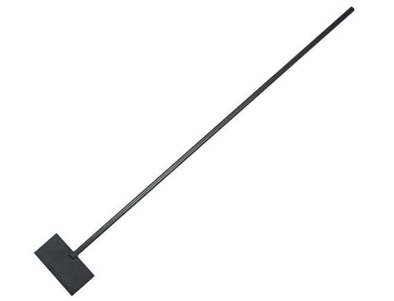 Скребок для снега 200х100 мм STARTUL с металлической ручкой (ST9072-2)