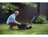 Травосборник для газонокосилки Fiskars Momentum StaySharp Reel (113883)