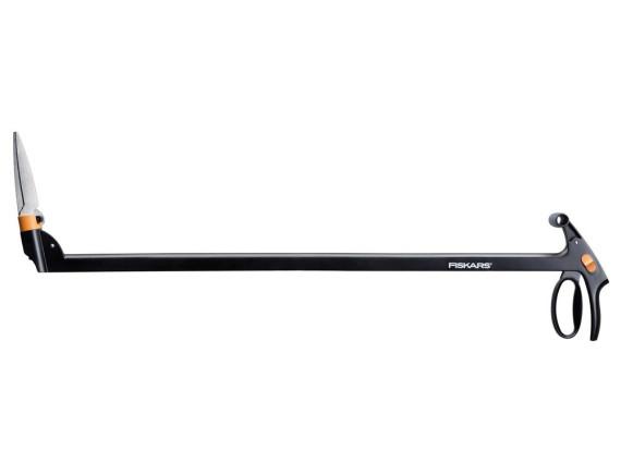 Удлиненные ножницы для травы с cерво-системой Fiskars