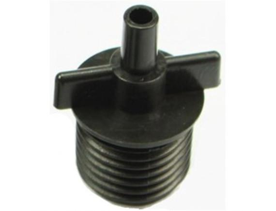 Адаптер, 7 мм. внутренний х 1/2″ наружная резьба, арт. 5194A