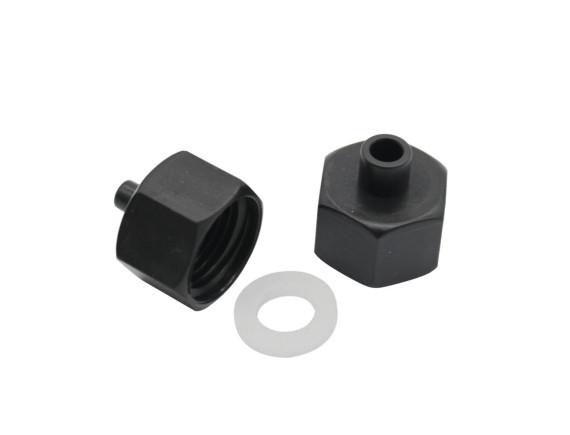 Адаптер на 1/2″ внутренняя резьба, 7 мм. внутренняя, арт. 5206B