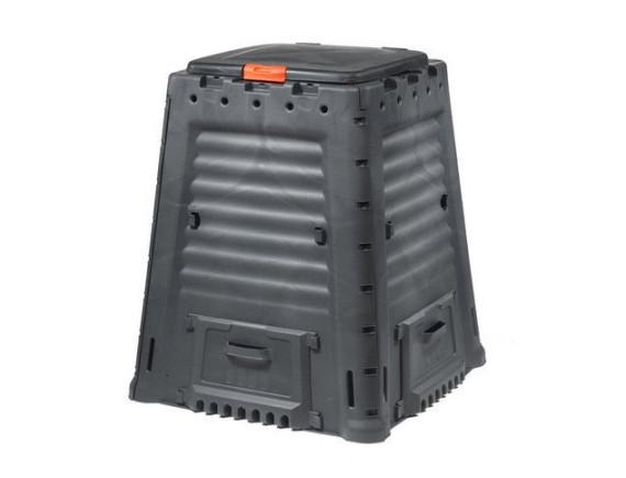 Компостер Keter Mega 650l, черный