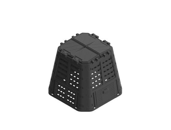 Компостер Multi 420l, черный