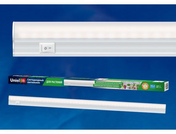 Светильник для растений светодиодный линейный Uniel ULI-P11-35W