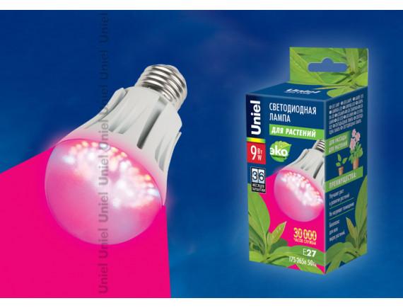 Светодиодная лампа для рассады и растений LED-A60