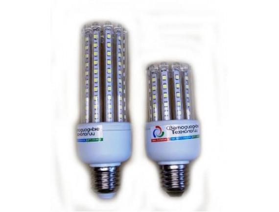 Светодиодная лампа для растений с бинарным светом ЛС-Е27-11W-150-K