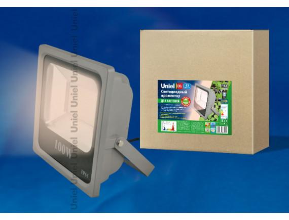 Светодиодный прожектор для растений ULF-P40-100W