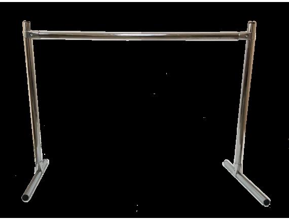 Универсальный регулируемый металлический держатель для фитоламп, 100см.