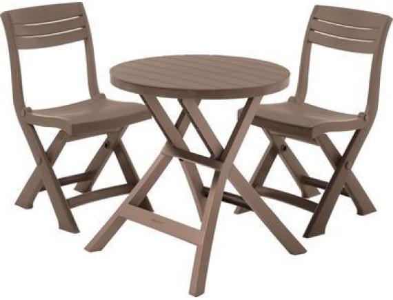 Комплект мебели Jazz Set, капучино