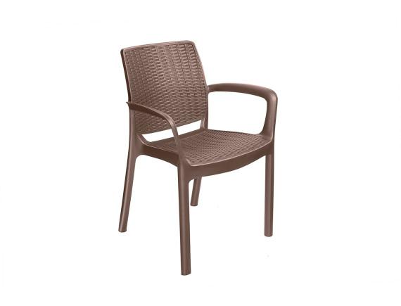Кресло пластиковое Rodos Эльфпласт