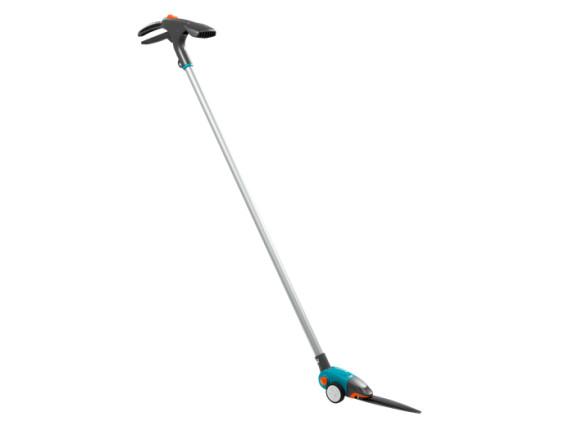 Ножницы для травы поворотные Gardena Comfort на телескопической рукоятке