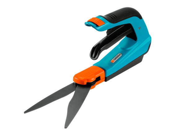 Ножницы для травы поворотные Gardena Comfort Plus с волнообразной заточкой