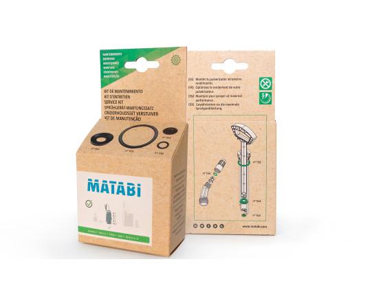 Ремонтный комплект для компрессионных опрыскивателей MATABI Evolution 7, Berry 5, 7, Style 7, Kima 6, 9, 12, Polita 7, арт. 8.38.05.870