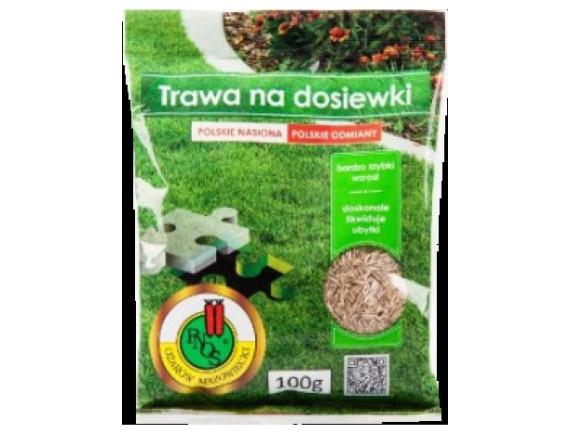 "Семена газонной травы для Досева ""PNOS"", уп-ка 100г"