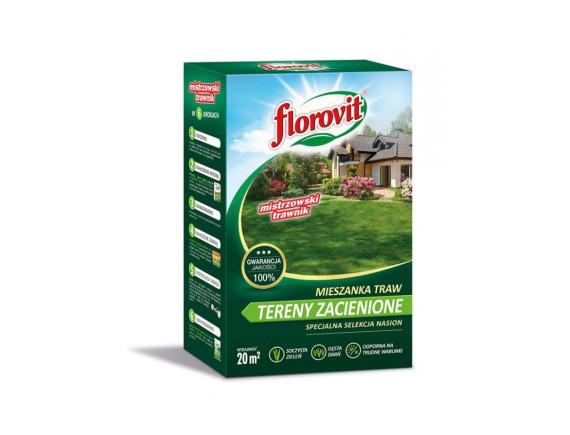Семена газонной травы Флоровит Теневая, коробка 0,5 кг