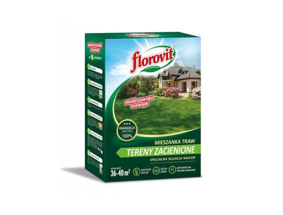 Семена газонной травы Флоровит Теневая, коробка 0,9кг